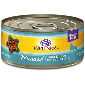 Wellness Canned Cat Complete Health™ Minced Tuna Dinner