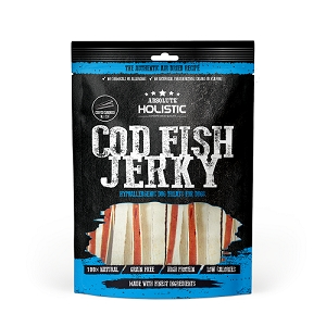 Absolute Holistic Grain Free Codfish & Whitefish Sandwich 100g