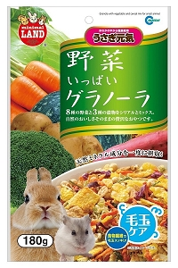 Marukan Granola w/ Vegetable & Cereal Mix for S/A 180g