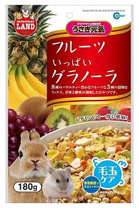 Marukan Granola w/ Fruit & Cereal Mix for S/A 180g