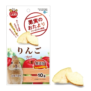 Marukan Freeze Dried Apple for Small Animal 10g