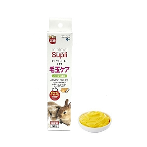 Marukan Minimal Supli Papaya Flavour Paste Type for Rabbit 50g