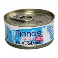 Monge Delicate Canned Cat Food