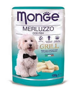 Monge Wet food Pouch 100g