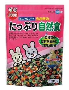MinI Rabbit Main Mix Food MR 568