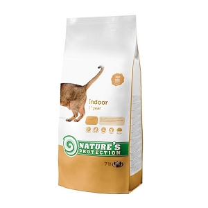 Nature Protection Indoor Cat Dry Cat Food 2kg
