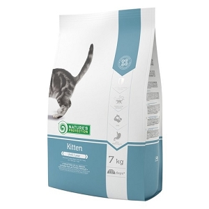 Nature Protection Kitten Dry Cat Food