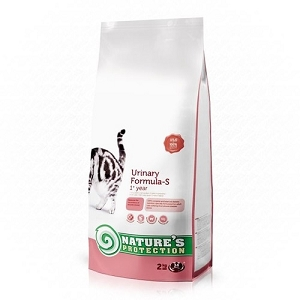 Nature Protection Urinary Formula-S Dry Cat Food