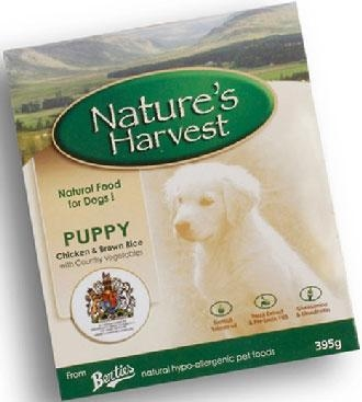 Nature's Harvest Canned Puppy Chicken & Brown Rice