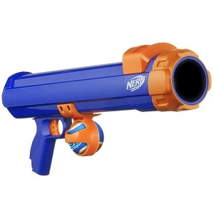 Nerf Dog Tennis Balls Blaster Toy