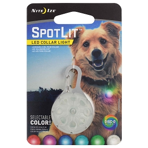 Nite Ize SpotLit Collar Light