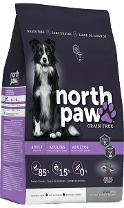 North Paw Adult Dog Food