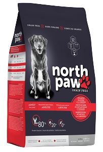 North Paw Atlantic Seafood with Lobster Dog Food