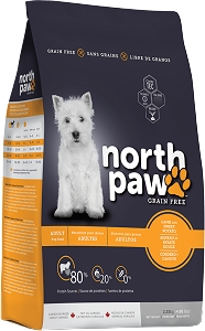 North Paw Lamb and Sweet Potato Dog Food