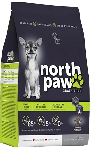 North Paw Small Bites Dog Food