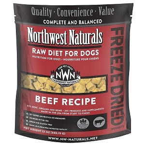Northwest Naturals Freeze Dried Beef