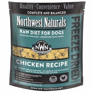 Northwest Naturals Freeze Dried Chicken