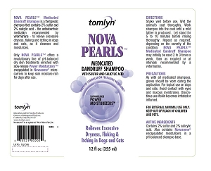 Nova Pearls Medicated Dandruff Shampoo