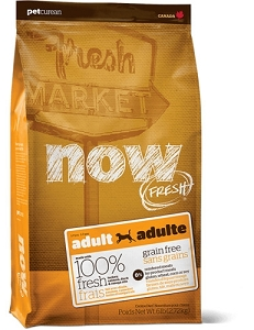 NOW FRESH Grain Free Adult Dry Dog Food