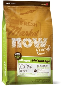 NOW FRESH Grain Free All Ages Small Breed Dry Dog Food