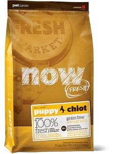 NOW FRESH Grain Free Puppy Dry Dog Food