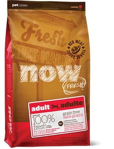 NOW FRESH Grain Free RED MEAT Recipe Adult Dry Dog Food