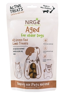 NRG + Active Pet Treats For Ageing Dogs