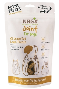 NRG + Active Pet Treats For Joint Function