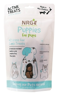 NRG + Active Pet Treats For Puppy Health
