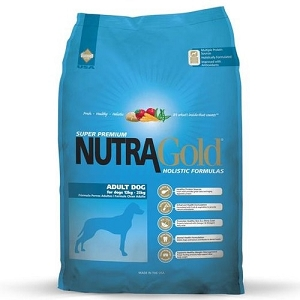 Nutra Gold Holistic Adult Dry Dog Food