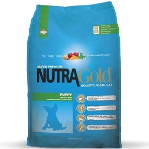 Nutra Gold Holistic Puppy Dry Dog Food