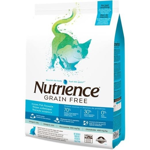 Nutrience Grain Free Ocean Fish Formula Dry Cat Food