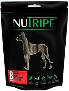 Nutripe Beef Sticky 100gm
