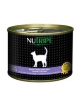 Nutripe Canned Classic Beef & Green Tripe with GLM Cat Food