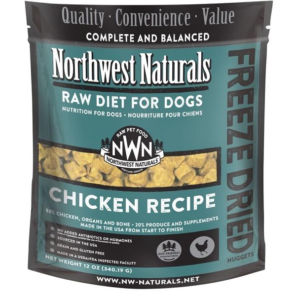 Northwest Naturals Raw Dog Food Reviews