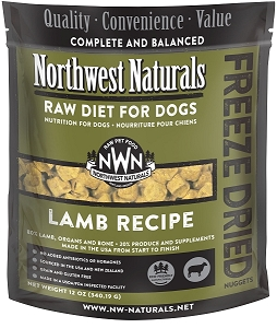 Northwest Lamb Freeze Dried Nuggets
