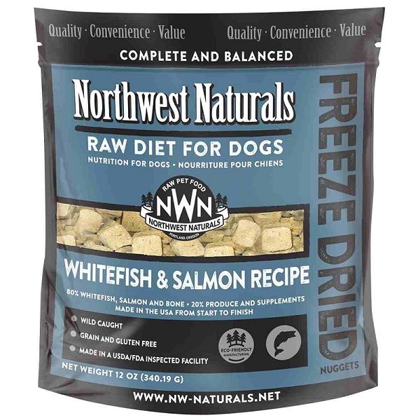 Northwest Naturals Freeze Dried Dog Food