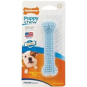 Nylabone Pettie Puppy Chew Bone Toy