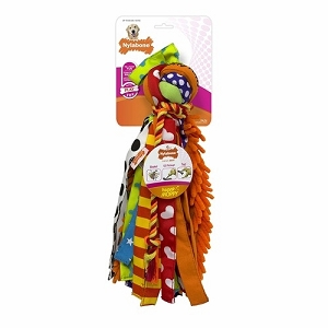 Nylabone Wolf Happy Moppy Chew Toy