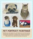 Watercolor Pet Potrait 12
