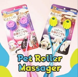 Pet Roller Massage