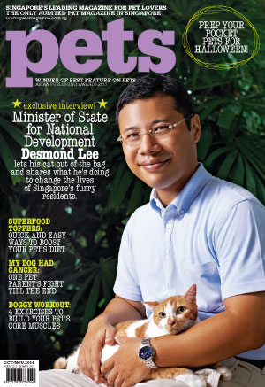 Pets Magazine Oct / Nov 2014