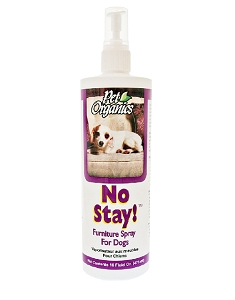 Naturvet Pets Organics No Stay! Furniture Spray for Dogs