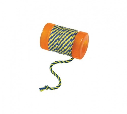 Petstages OrkaKat Catnip Infused Spool with String Toy