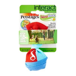 Petstages Sling Sock Toy
