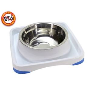 Petstages Spill Guard Pet Bowl