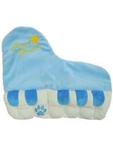 Petz Route Blue Piano Plush Toy