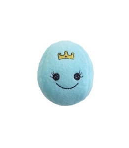 Petz Route Blue Princess Egg Plush Toy