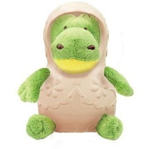 Petz Route Crocodile Rubber Coat Plush Toy