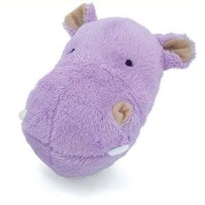 Petz Route Purple Hippo Plush Toy